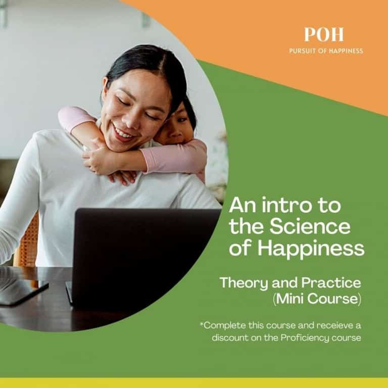 introduction to the science of happiness